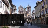 Percursos Pedestres em Braga