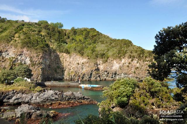 Caminhada na Caloura (Lagoa - São Miguel – Açores)
