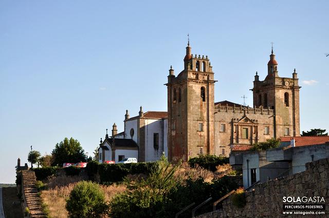 Caminhada no Centro Histórico de Miranda do Douro (Miranda do Douro)