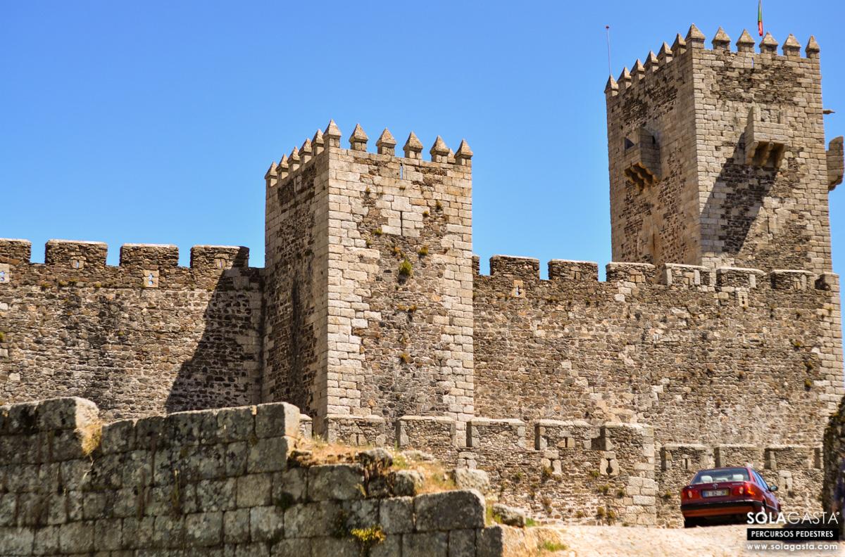 Descobrir o Centro Histórico do Sabugal (Sabugal)