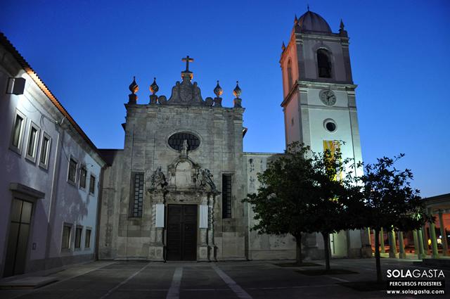 De Aveiro ao Furadouro - Ovar (1ª etapa a Caminho de Santiago de Compostela)