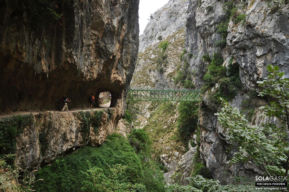 Picos de Europa – Dia 5 – Garganta del Cares (Bulnes – Cordiñanes)