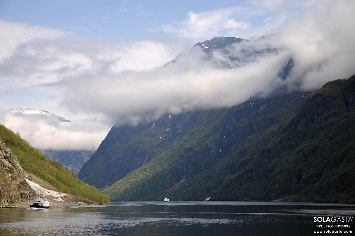 Gudvangen (Noruega)