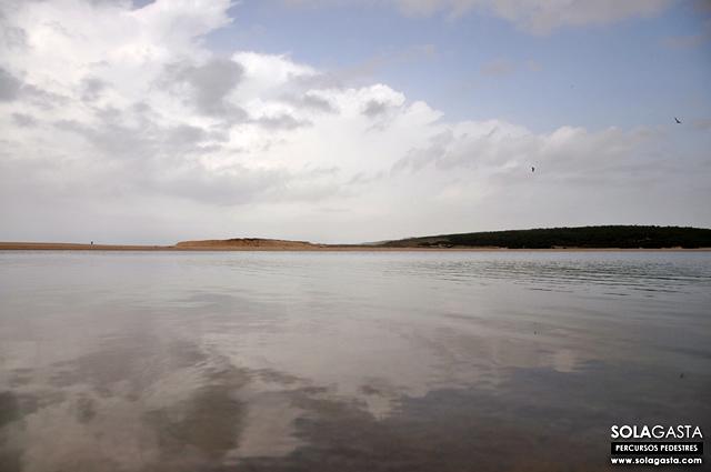 Caminhada na Lagoa de Albufeira (Sesimbra)