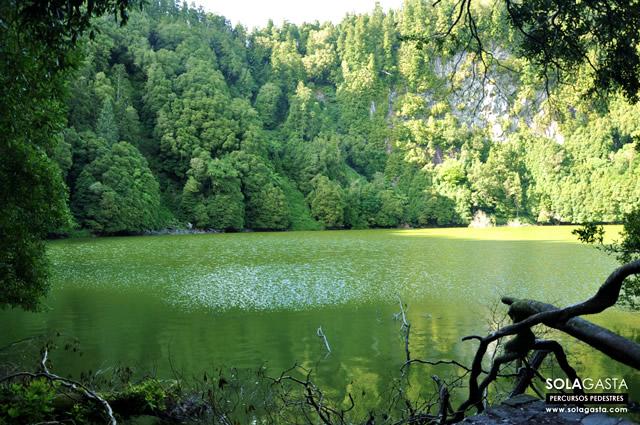 Trilho da Lagoa do Congro (Vila Franca do Campo - São Miguel - Açores)