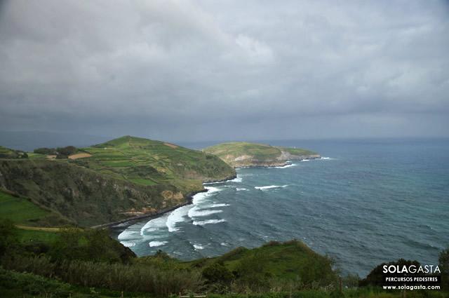 Passeio no Miradouro de Santa Iria (Ribeira Grande - Açores)
