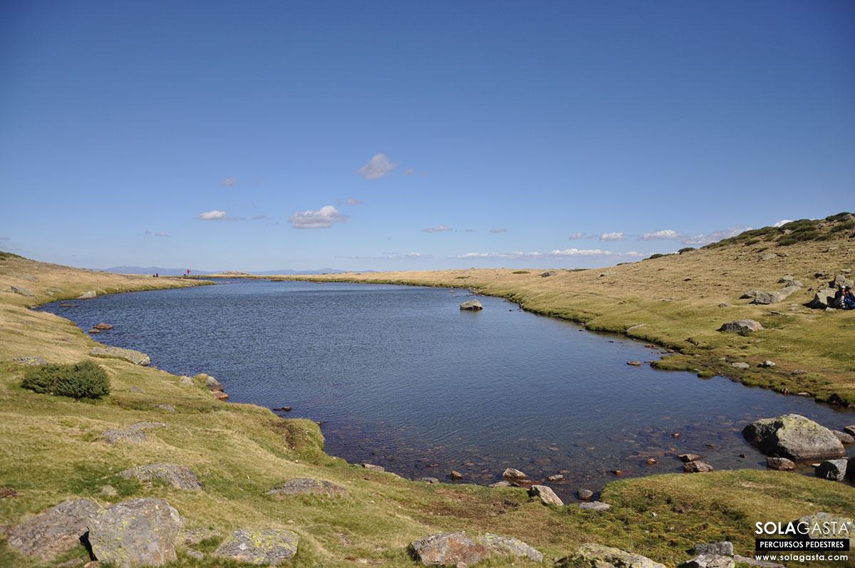 R1-R3-R4 - Casa del Parque - Pico Peñalara - Laguna de los Pájaros - Laguna Claveles - Laguna de Peñalara (Parque Natural de Peñalara - Sierra de Guadarrama) (Espanha)