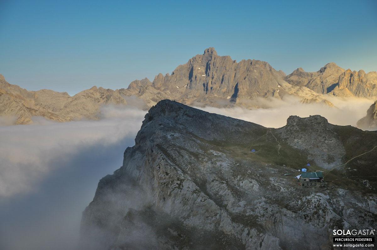 Picos de Europa – Dia 7 – Collado Hermoso – Fuente Dé (Espanha)
