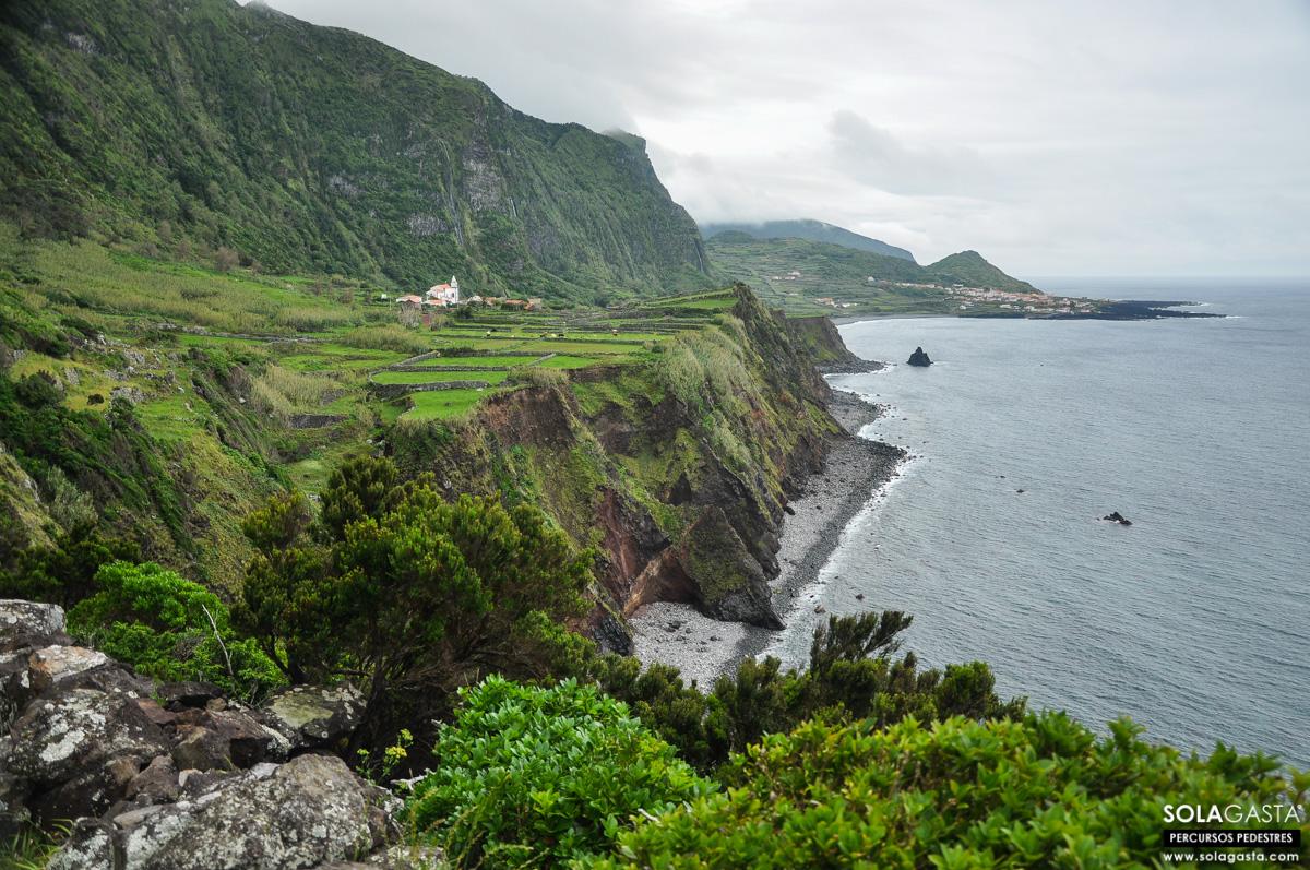 PR1 FLO - Fajã Grande - Ponta Delgada (Lajes das Flores e Santa Cruz das Flores - Flores)