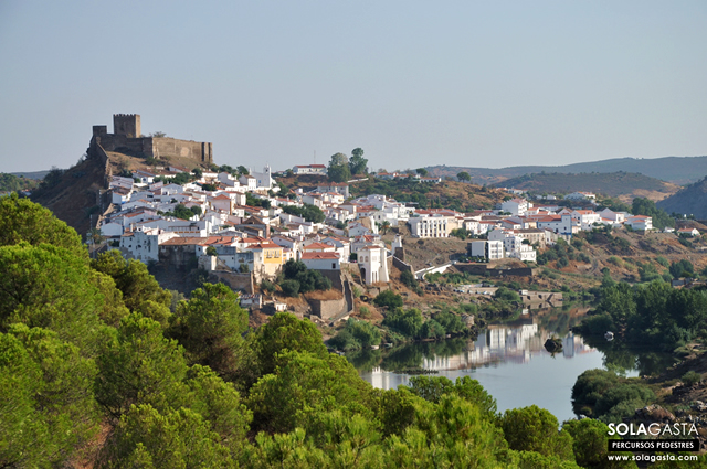 PR1 - Guadiana, O Grande Rio do Sul (Mértola)