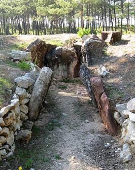 PR5/FF - Rota do Megalitismo (Figueira da Foz)
