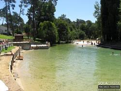 Passeio Pedonal - Praia Fluvial dos Olhos da Fervença (Cantanhede)
