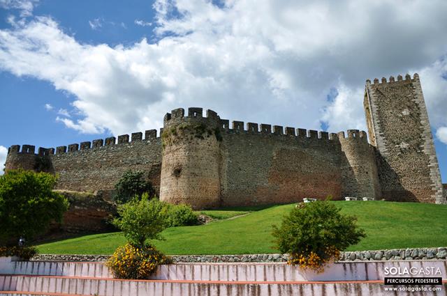 Pelas ruas até ao castelo de Portel (Portel)