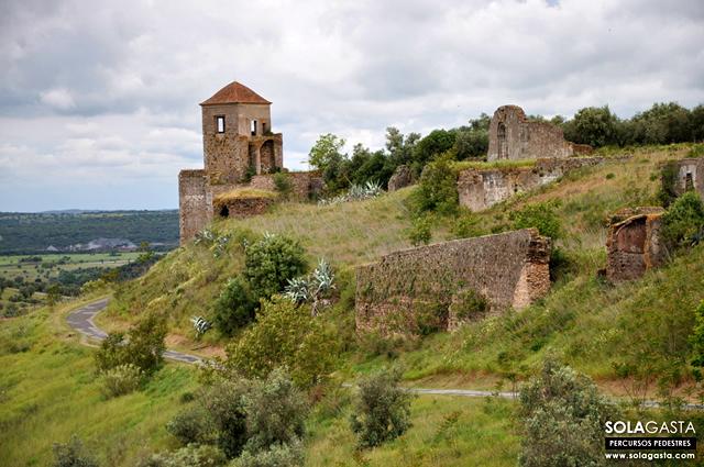 Subindo ao Castelo de Montemor-o-Novo (Montemor-o-Novo)