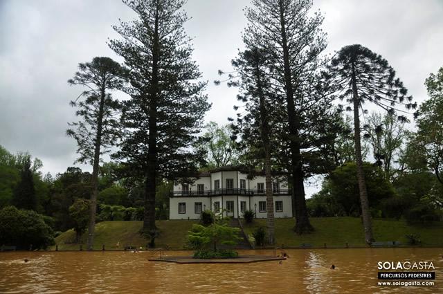 Caminhada nas Furnas e no Parque Terra Nostra (Povoação - São Miguel - Açores)