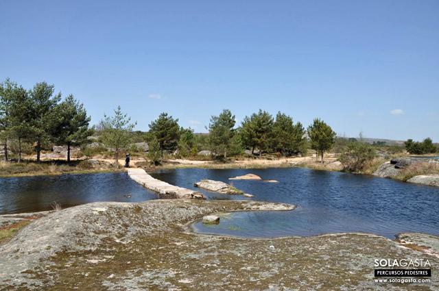 Pelos trilhos da Barragem da Falperra (Vila Pouca de Aguiar)