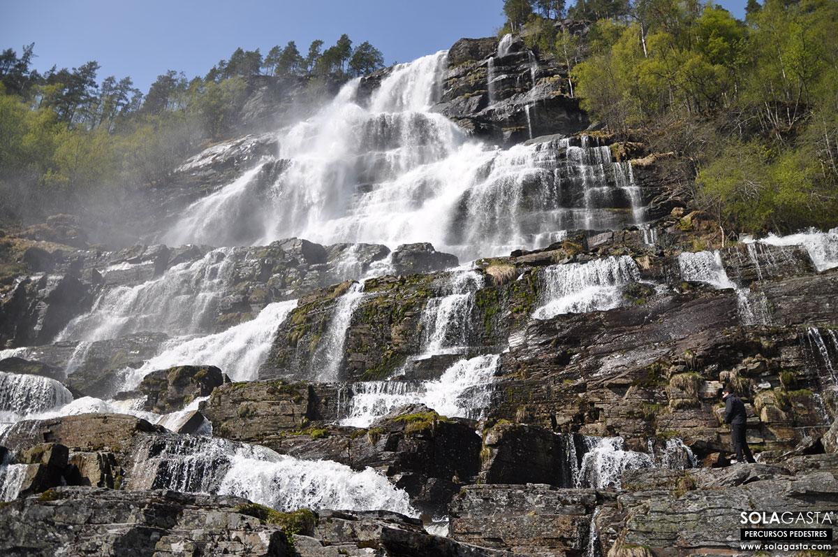 Tvindefossen (Noruega)