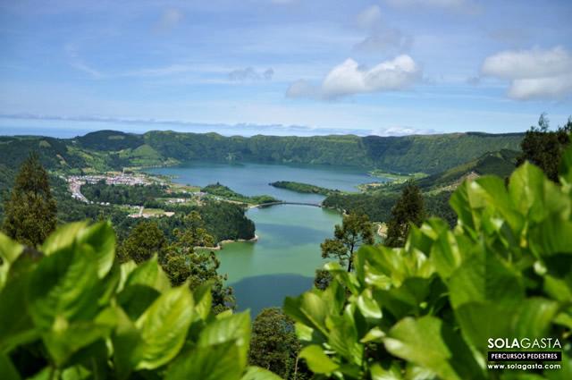 PR3SMI Vista do Rei - Sete Cidades (Ponta Delgada - São Miguel - Açores)
