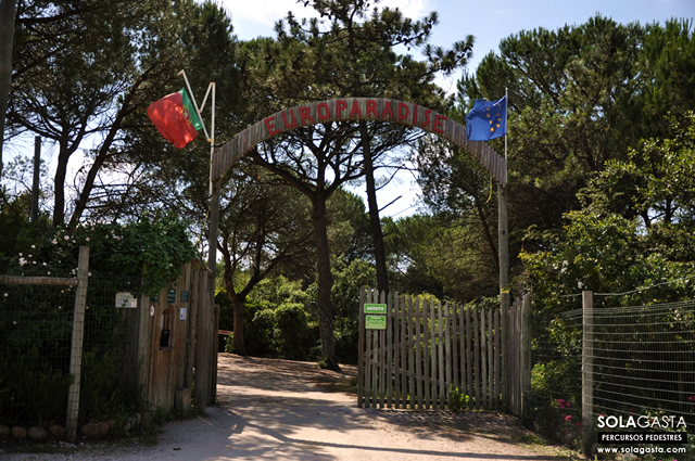 Percurso Pedestre no Zoo EuroParadise de Montemor-o-Velho (Montemor-o-Velho)