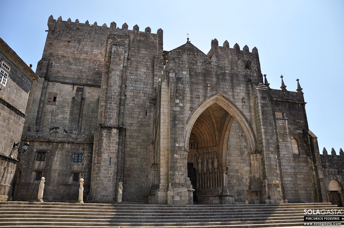 Centro Histórico de Tui (Espanha)