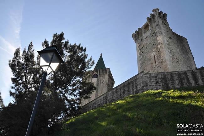 Pelas ruas ao Castelo de Porto de Mós (Porto de Mós)