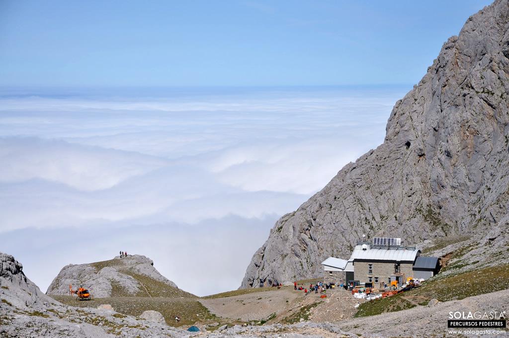 Picos de Europa – Dia 3 – Fuente Dé a Naranjo de Bulnes