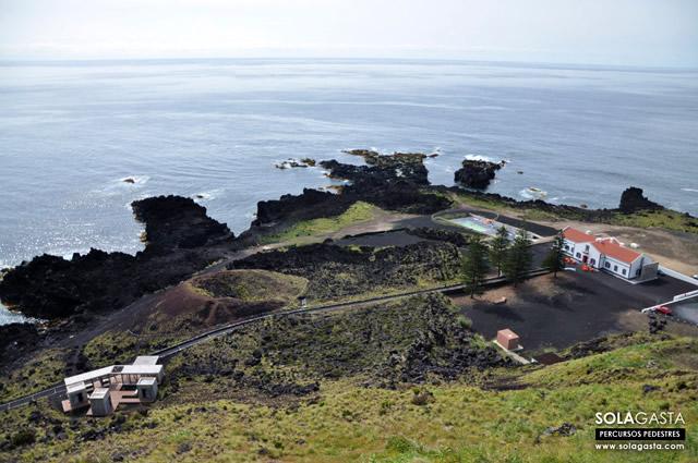 Caminhada na Ponta da Ferraria (Ponta Delgada - São Miguel - Açores)