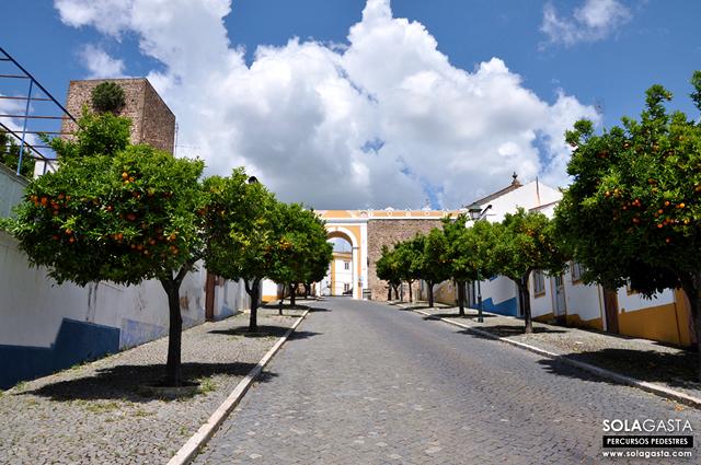 Pelas Ruas e Castelo de Avis (Avis)