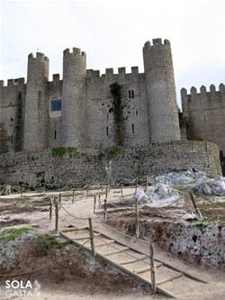 Percursos Pedonais de Óbidos