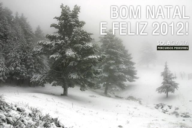 Bom Natal e Feliz 2012!