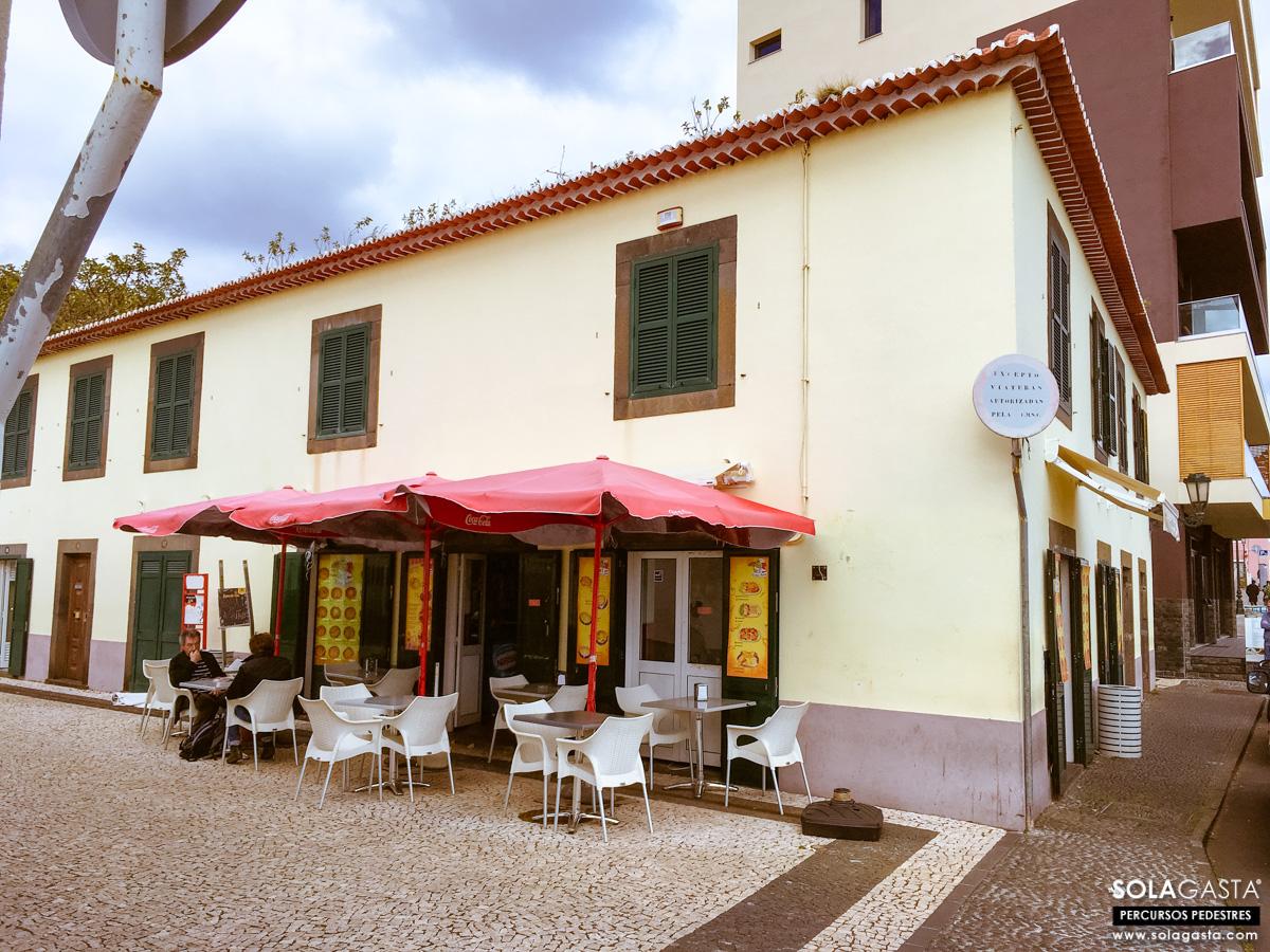 Restaurante Pizzaria Casa Nostra (Santa Cruz - Madeira)
