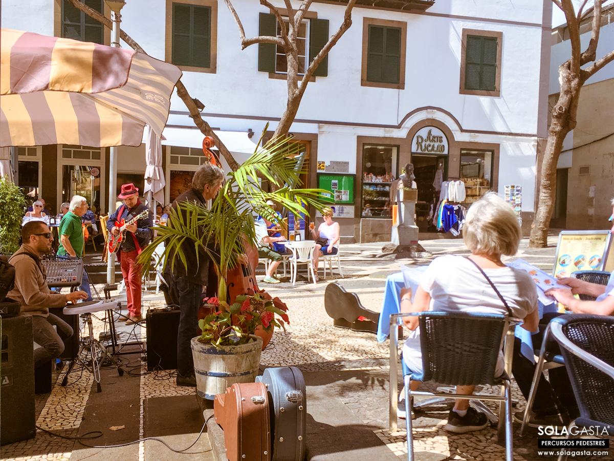 Restaurante Centro Comercial da Sé (Funchal - Madeira)
