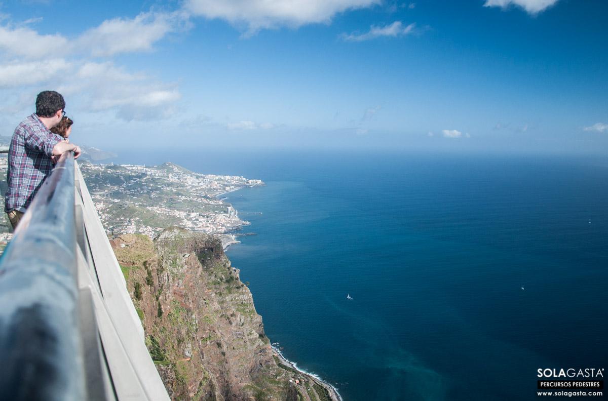 Do Alto do Cabo Girão (Câmara de Lobos - Madeira)