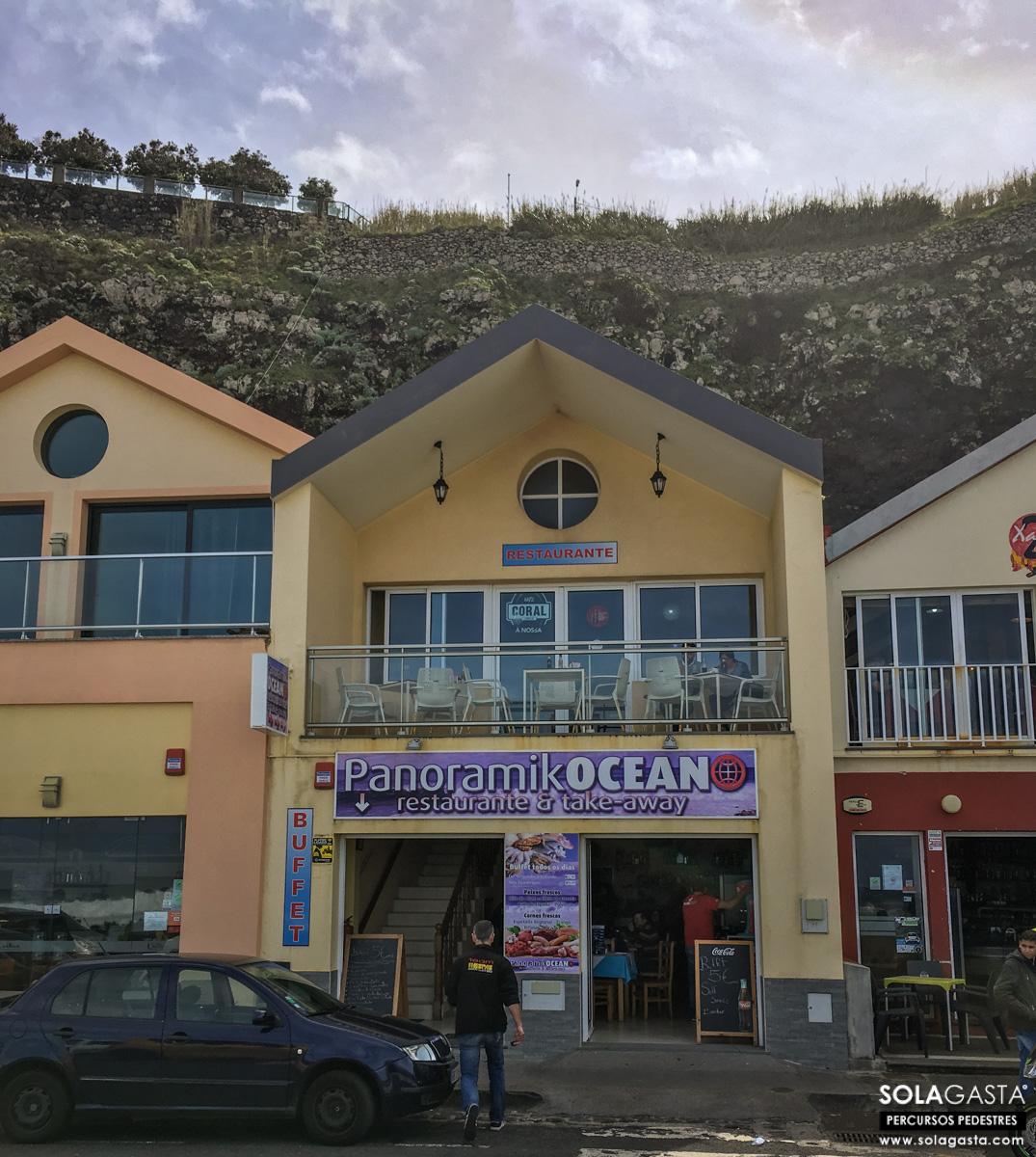 Restaurante Panoramik Ocean (São Vicente - Madeira)